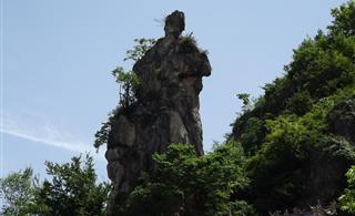 [原创]山阳梅子岭的石人