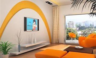 如何装修电视背景墙推荐几个设计!