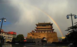 [推荐]陇西古城展新姿诚邀四海宾朋,李家龙宫换新颜喜迎八方来客。
