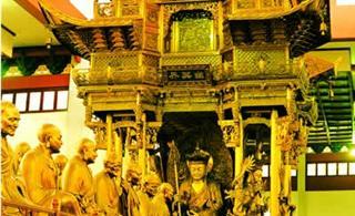 [灌水]杭州灵隐寺否认国宝在日本被盗 称未赴国外展出