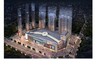 """朝阳宏达集团携6亿巨资打造建平地标性建筑―""""财富领域"""""""