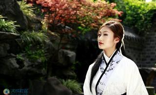 [转贴] 梦回汉唐——汉服人像拍摄