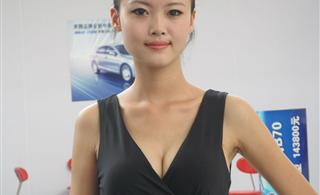 2012广饶秋季车展车模集锦!