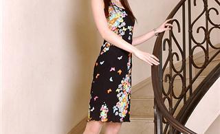 白衣黑裙美少妇[26P]