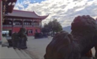 泰顺三峰古寺