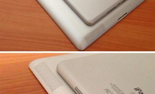 iPad mini清晰全身谍照现身