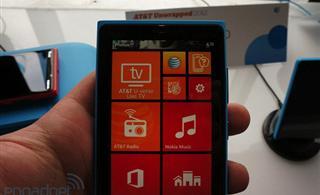 诺基亚Lumia 920多图欣赏
