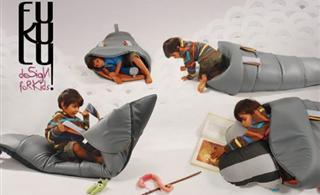 柔软有趣的儿童家具