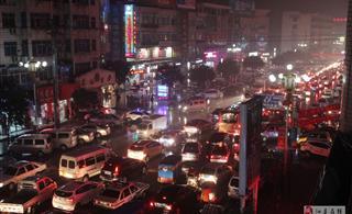 【图】繁华的泗县在这张图上展现!
