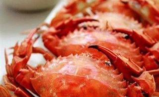 [转贴]清蒸螃蟹――美味无法挡。