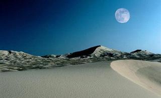 美奂绝伦沙漠的另一面