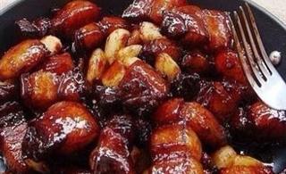 新年美食【蒜籽烧肉】