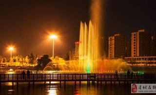 [原创]木兰湖夜景