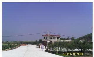 2011蓝山乡村巨变图集