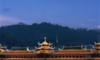 绥宁县城民族风雨桥水景综合工程