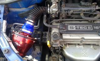 汽车改装内容N阿波罗进气,台湾RES排气,以及KF3全车拉杆