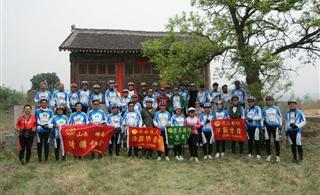2013.05.04骑行绛县烟庄、小虎峪