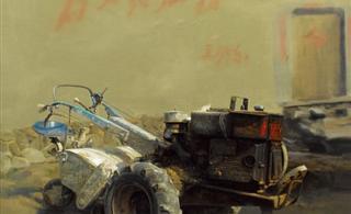 当代青年油画家作品欣赏(1)