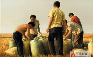 当代青年油画家作品欣赏(2)
