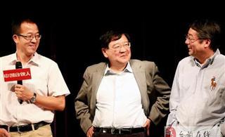 《中国合伙人》与澳门永利官网的梦想人共勉