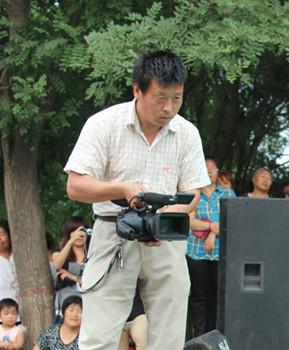 王卫顺,摄像师