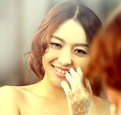 平子,化妆师