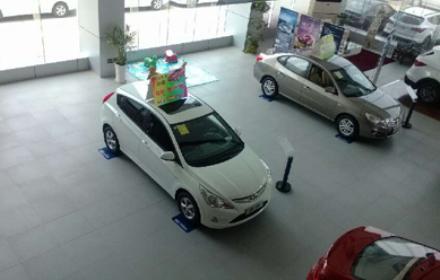 北京现代宿州万上4S店 汽车街 宿州在线高清图片
