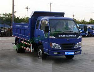 福田时代金刚自卸车568 1.8万公里低价出售高清图片