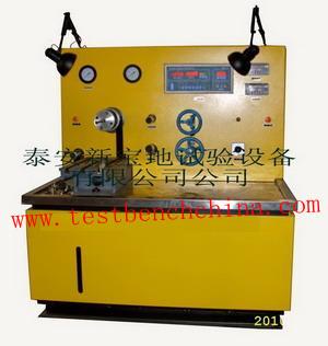 齿轮式机油泵试验台