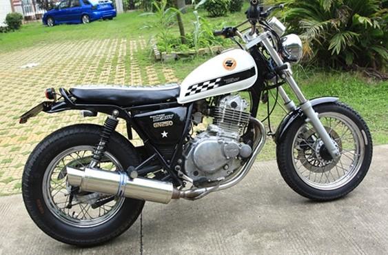 出售铃木gn250摩托车一台