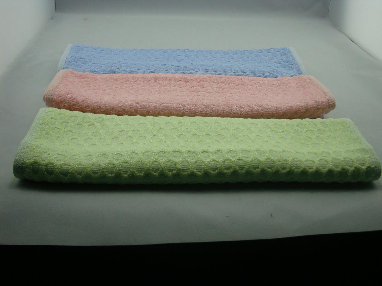 批发竹纤维毛巾,洗碗巾