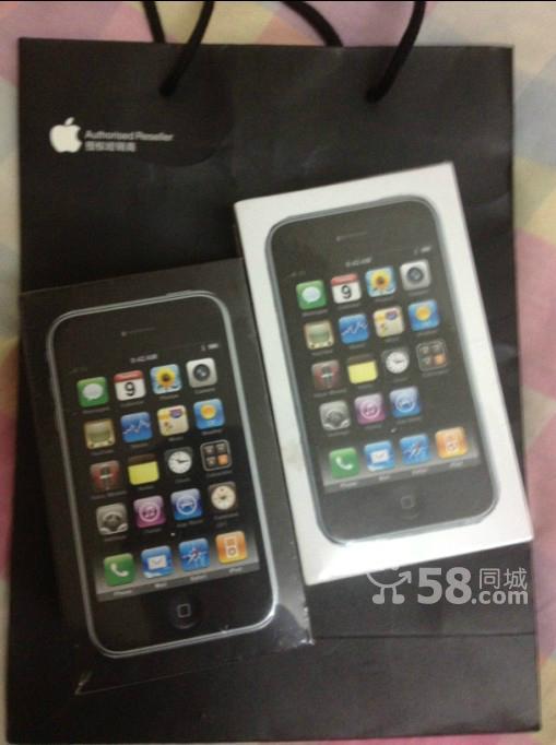 转让)未开封全新iPhone3G手机保真可验货 -