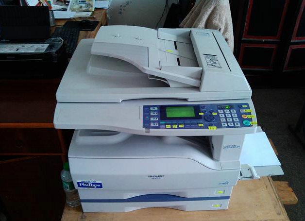 激光打印、復印一體機出售