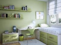 儿童房装修实例 色彩大胆让宝宝住的舒适