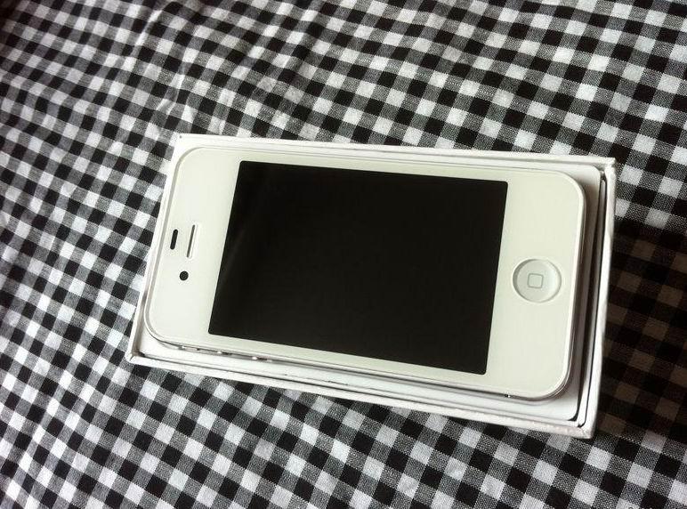 电容屏 1:1 苹果iPhone4S 9.5成新[