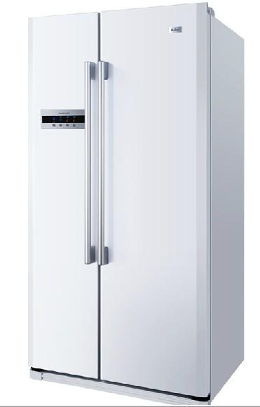 海尔bcd-539wt(惠民)对开门电冰箱