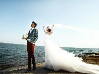 海景控,海景婚纱照