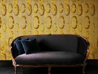 无缝墙布装修效果欣赏--时尚潮流