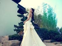 婚纱甜蜜照