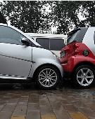 奔驰smart双座外观图片