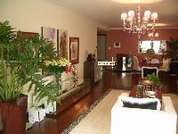 105平米舒适中式小家,简约时尚
