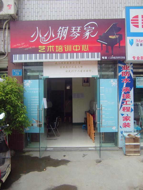 遂宁小小钢琴家艺术培训中心