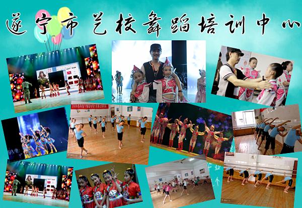 遂宁市艺校舞蹈培训中心