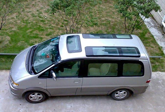 出自用东风风行MPV七座商务车,三菱2.4高清图片