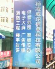楊凌威爾信息科技監控攝像頭及電子產品批發