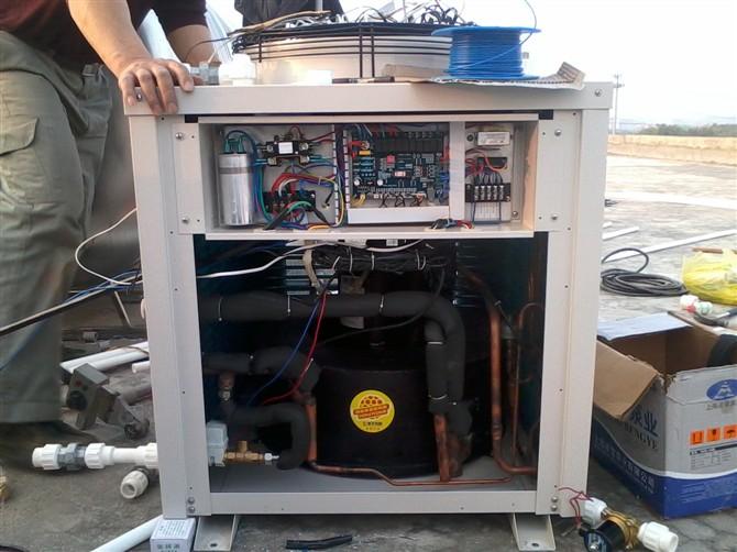 国宁电器承接冷热水、中央空调、净水设备、监控工程