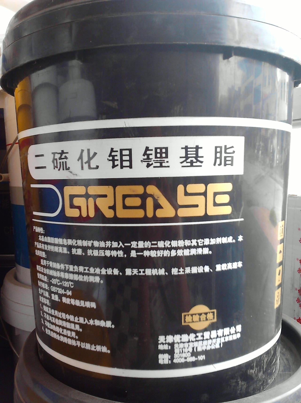 二硫化钼锂基脂12KG
