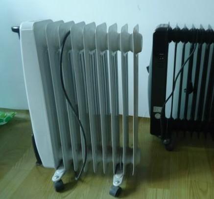 (轉讓)美的 取暖器