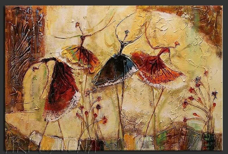 梵高抽象画作品