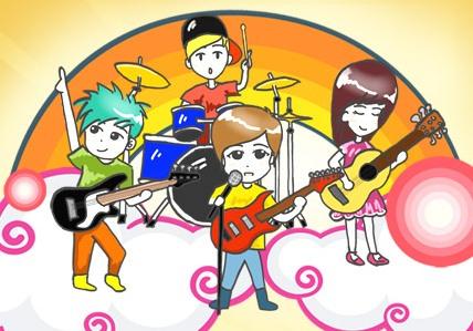"""儋州""""小星星艺术培训中心""""吉他"""